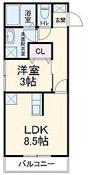 原市駅 5.4万円