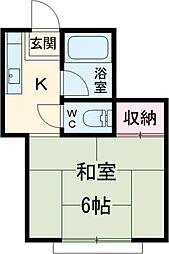 西武多摩川線 多磨駅 徒歩24分