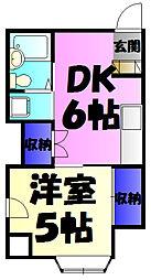 京成千葉駅 4.4万円