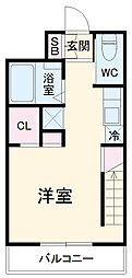 京成大和田駅 5.5万円