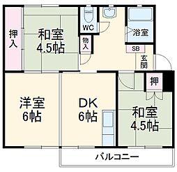 二俣川駅 5.7万円