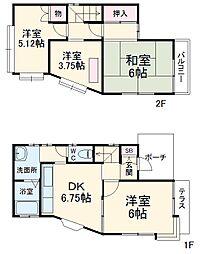 希望ヶ丘駅 9.9万円