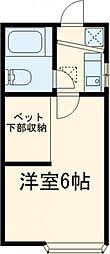 【敷金礼金0円!】京王線 高幡不動駅 徒歩15分