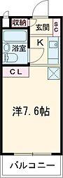 京王堀之内駅 2.3万円