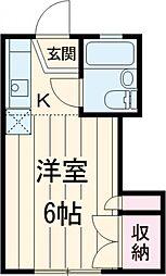 高幡不動駅 2.3万円