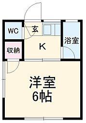 自由ヶ丘駅 3.7万円