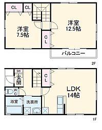 本山駅 19.0万円