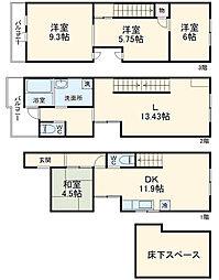 車道駅 19.8万円
