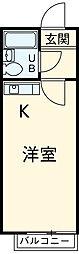 小菅駅 4.1万円