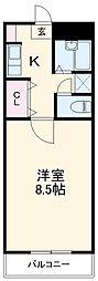 牛田駅 4.5万円