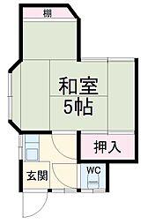県立大学駅 2.1万円