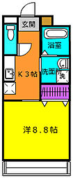 若林駅 5.3万円