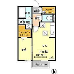 福地駅 4.6万円