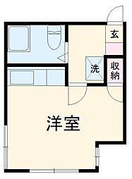 船橋日大前駅 2.5万円