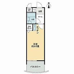 亀島駅 3.5万円
