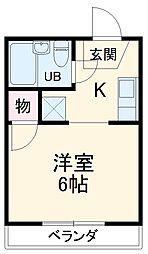 中村公園駅 2.9万円