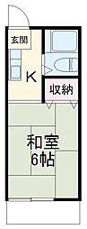 屏風浦駅 2.7万円
