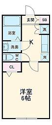 京成大和田駅 3.8万円
