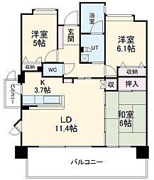箱崎宮前駅 11.5万円