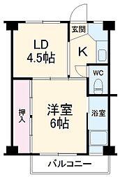 桜木駅 2.4万円