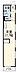 間取り,1K,面積40.02m2,賃料7.6万円,名古屋市営桜通線 車道駅 徒歩13分,名鉄瀬戸線 森下駅 徒歩15分,愛知県名古屋市東区新出来2丁目