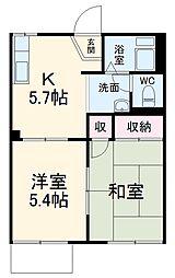 北茅ヶ崎駅 4.4万円