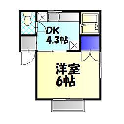 天台駅 3.5万円