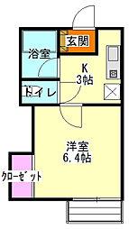 中央前橋駅 3.1万円
