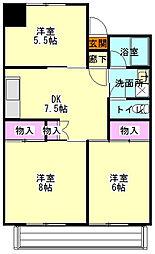 新前橋駅 4.8万円