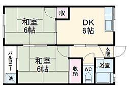名鉄名古屋本線 新清洲駅 徒歩17分