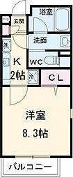 本蓮沼駅 8.0万円