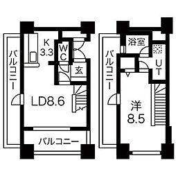 天神駅 9.5万円