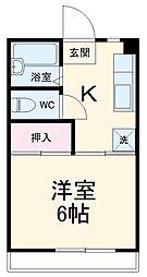 二川駅 2.9万円