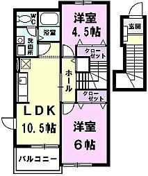 【敷金礼金0円!】名古屋市営鶴舞線 上小田井駅 徒歩18分
