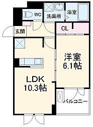 名鉄犬山線 大山寺駅 徒歩6分の賃貸アパート