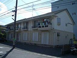 神奈川県厚木市酒井の賃貸マンションの外観