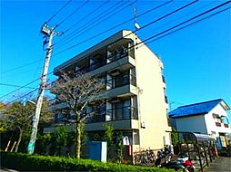 東京都府中市四谷3丁目の賃貸マンションの外観