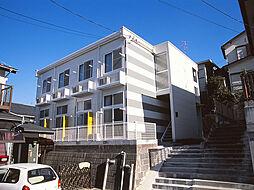 ASABA[1階]の外観