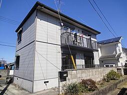 埼玉県三郷市上口1丁目の賃貸アパートの外観