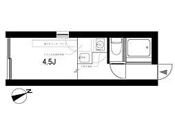 (仮称)江戸川橋PJ[2階]の間取り