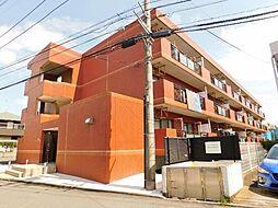 神奈川県厚木市戸室3丁目の賃貸マンションの外観