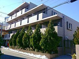 東京都練馬区平和台3丁目の賃貸マンションの外観