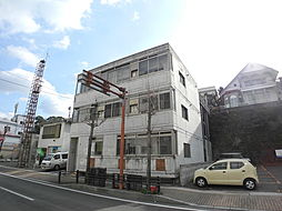 長崎県長崎市浪の平町の賃貸マンションの外観