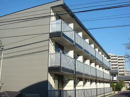 レオパレスエクセルアーク[110号室]の外観