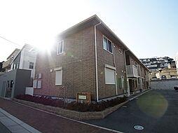 兵庫県神戸市兵庫区大井通2丁目の賃貸アパートの外観