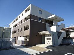 滋賀県守山市水保町の賃貸マンションの外観