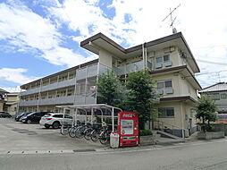 兵庫県加古川市平岡町一色東1丁目の賃貸マンションの外観