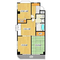 IGマンション[2階]の間取り