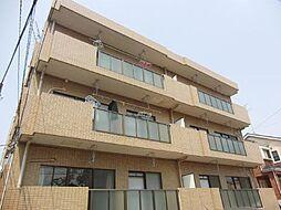 満寿田マンション[1階]の外観