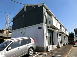 千葉県市原市旭五所の賃貸アパートの外観